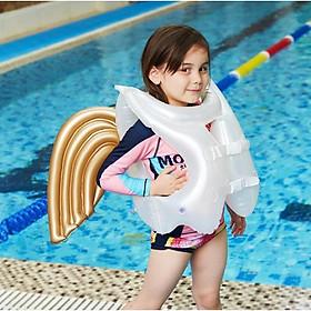 Áo phao bơi cho bé hoạt hình hoạt hình có cánh 2- 10 tuổi