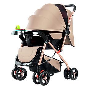 Xe Đẩy Cho Bé, Xe đẩy em bé 2 Chiều 3 Tư Thế XĐHY1299