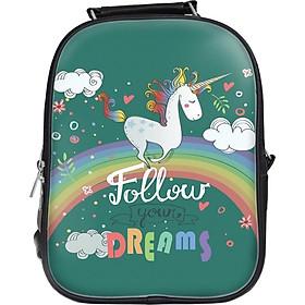 Balo In Hình Kỳ Lân Follow Your Dreams BLAA093