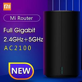 Bộ định tuyến Xiaomi Mi AC2100 Cổng Gigabit Ethernet không dây 2.4GHz 5GHz WiFi 128Mb 4 High Gain