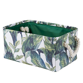 Nordic Style Cotton Linen Foldable Storage Basket Box Laundry Barrel Bag Sundries Holder Magazine Kids Toys Organizer S/M/L