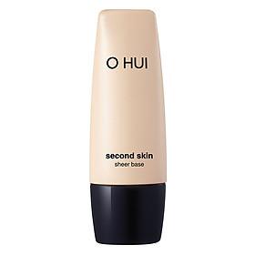 Kem Lót Trang Điểm Ohui Second Skin Sheer Base FI50245003 (40ml)