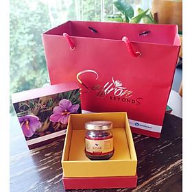 Nhụy hoa nghệ tây Pure Kashmir Kesar Saffron hộp 1g