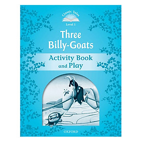 Classic Tales Second Edition Level 1 The Three Billy Goats Gruff Activity Book and Play