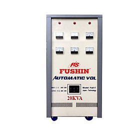 Ổn áp 3 pha FUSHIN 15KVA dải 260V-420V
