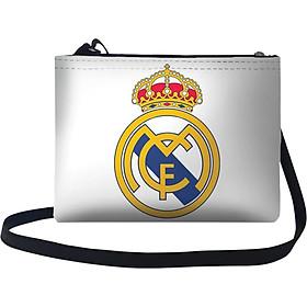 Túi Đeo Chéo Nữ In Hình Real Madrid - TUST030