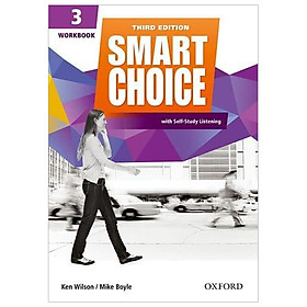 Smart Choice 3 WB 3E with acess to digital download centre