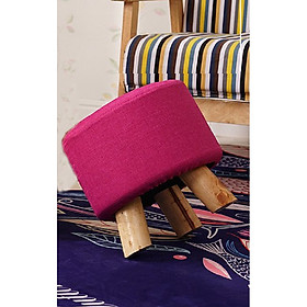 ghế đôn chân gỗ cao cấp gp28
