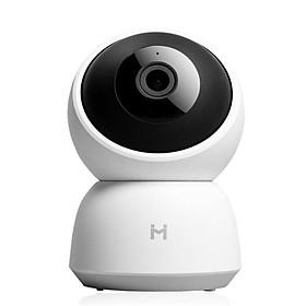 Camera Xiaomi 360 Imilab Home Security Chất Lượng Cao 1296x2304, Đàm Thoại 2 Chiều, Chế Độ Hồng Ngoài Ban Đêm, Chế Độ Chống Trộm - Hàng chính hãng