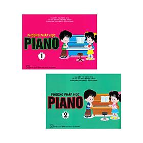 Combo Sách Phương Pháp Học Piano