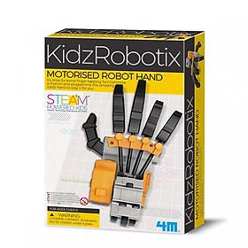 Đồ chơi khoa học - Bàn tay robot
