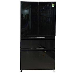 Tủ lạnh Mitsubishi Electric Inverter 564 lít MR-LX68EM-GBK-V - Hàng Chính Hãng