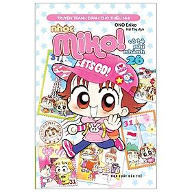 Nhóc Miko! Cô Bé Nhí Nhảnh - Tập 26 (Tái Bản 2020)