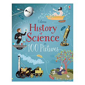 History of Science in 100 Pictures (Hardback)