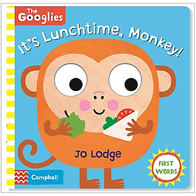 The Googlies: It's Lunchtime, Monkey