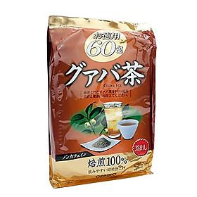 Trà ổi Guava Hiệu Orihiro 120g(2g*60 gói)