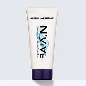 Kem dưỡng ẩm toàn thân dành cho da khô, viêm da cơ địa, chàm da, vảy nến, N'Vive Creme Naturelle USA 180ml