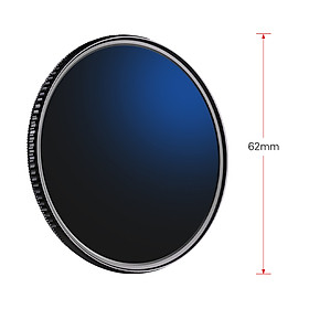 K&F CONCEPT 2-in-1 Ultra Clear 82mm Neutral Density Filter ND8 Circular Polarizing CPL Filter for DSLR camera Lens