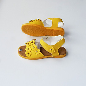 Sandals Bé Gái trang trí hoa nhí