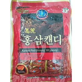 KẸO HỒNG SÂM 365 HÀN QUỐC - KOREAN RED GINSENG 365 CANDY 500G
