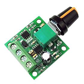 Công Tắc Điều Khiển Tốc Độ Động Cơ PWM 1803BK (1.8V-15VDC 2A 30W)