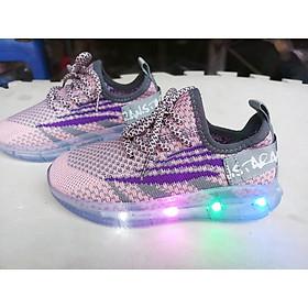 giày thể thao trẻ em đế đèn