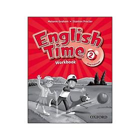 English Time 2 Workbook 2Ed