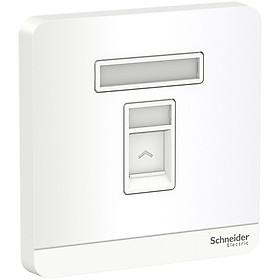 Bộ ổ cắm điện thoại đơn, Schneider Electric dòng AvatarOn