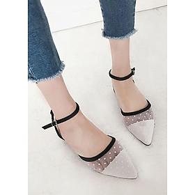 Giày Sandal Nữ Mũi Nhọn TRT-SDNU-09