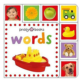 Mini Tab Words - Mini Tab Books (Hardback)