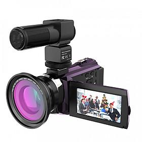 Máy Quay Video Kỹ Thuật Số 4K Andoer (1080P 48MP)