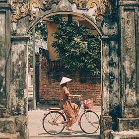 Tour Hà Nội - Làng Cổ Đường Lâm - Chùa Mía - Thành Cổ Sơn Tây - Chùa Khai Nguyên 01 Ngày, Gồm Bữa Trưa, Khởi Hành Hàng Ngày
