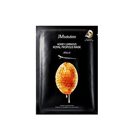 Mặt Nạ Mật Ong Dưỡng Ẩm Sâu, Chống Lão Hoá Jm Solution Honey Luminous Royal Propolis Mask 30ml