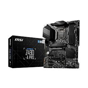 Mainboard MSI Z490-A PRO - Hàng Chính Hãng