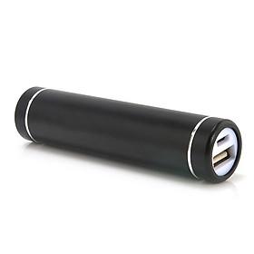 Pin Sạc Dự Phòng Hình Trụ Cổng USB Cho Điện Thoại (5V/1A)