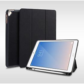 Bao da iPad Mini 5, Mini 4 chính hãng Mutural có khay đựng bút