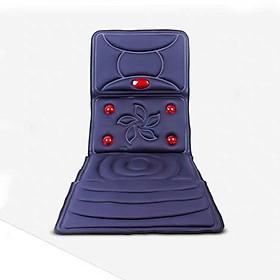 Nệm massage toàn thân 9 điểm rung giảm đau nhức, mệt mỏi. nệm massage gấp gọn