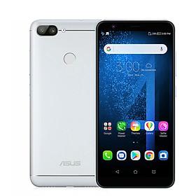 Global Version ASUS ZenFone Max Plus Mobile Phone ZB570TL 5.72 inch 18:9 3GB 32GB Octa-core 16MP Camera 4130mAh Fingerprint 4G Unl - Silver 3GB+32GB