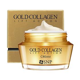 Kem Dưỡng Chống Lão Hóa Cao Cấp SNP Gold Collagen Lift Action Cream