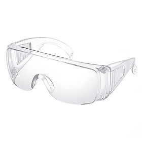 Professional Goggles Eyewear Safety Glasses Anti Saliva Dander  Pollen Dust with Clear Lens Protective Eye Wear Eye