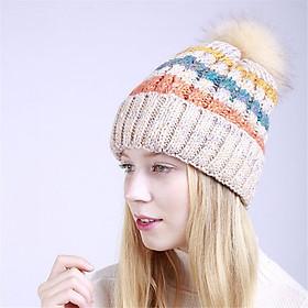 Hình đại diện sản phẩm Mũ Len Đội Đầu Chóp Nhọn Nam Nữ