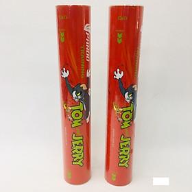 Ống Cầu Tom & Jerry đỏ - 12 trái