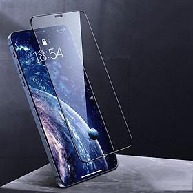 Miếng Dán Cường Lực 20D Cho iPhone 12/ iPhone 12 Pro/ iPhone 12 Mini/ iPhone 12 ProMax (Hàng chính hãng)
