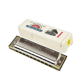 Kèn harmonica diatonic Hohner Big River Harp M590016 (10 Lỗ)