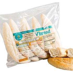 Bánh Mì Đông Lạnh 5 Sao Vbread (300G)