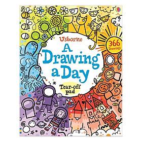 Usborne A Drawing a Day