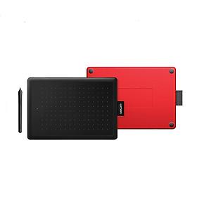 Bảng vẽ đồ họa Wacom CTL 472 chuyên dùng cho thiết kế đồ họa, dùng cùng với các phần mềm photoshop màu đen đỏ (hàng nhập khẩu)