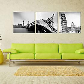 Tranh Treo Tường: Tháp Eiffel 2 - DC319