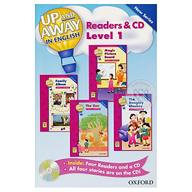 Up and Away Reader Packs: Pack 1