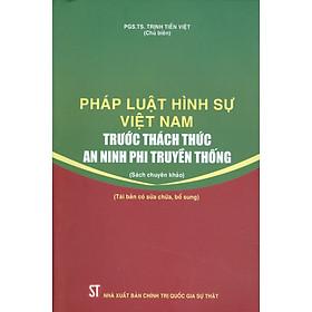 Pháp Luật Hình Sự Việt Nam Trước Thách Thức An Ninh Phi Truyền Thống (Tái bản)